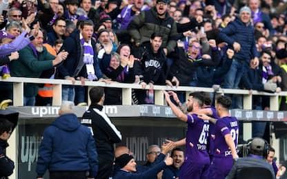 Cutrone-Lirola, Dea ko: Fiorentina ai quarti