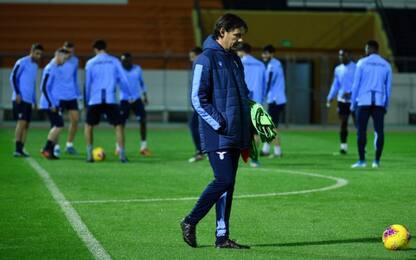 Lazio tra Coppa e derby: turnover, ma non troppo