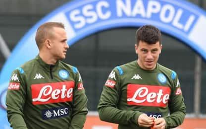 Napoli-Lazio, le probabili formazioni