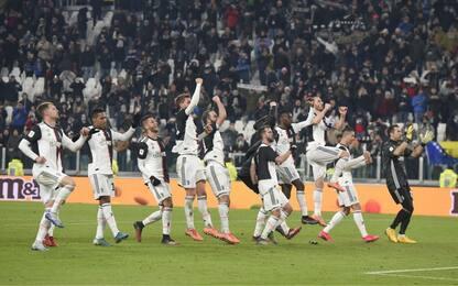 La Juventus vola in semifinale: Roma battuta 3-1
