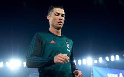 Juventus-Roma LIVE: CR7 e Kalinic dal 1'