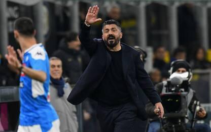 """Gattuso: """"C'è poco da sorridere, bisogna pedalare"""""""