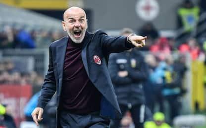 """Pioli: """"Rizzoli l'aveva detto, non è rigore"""""""