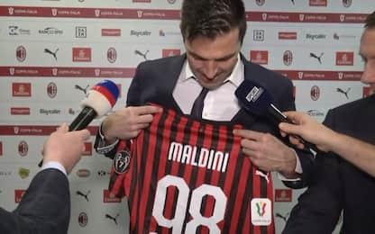 """Buffon: """"Maglia Maldini Jr? Ora aspetto nipoti"""""""