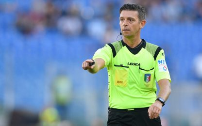 Juve-Milan a Rocchi, Doveri per Napoli-Inter
