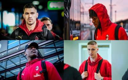Rinvio Juve-Milan, la surreale notte dei rossoneri