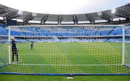 Napoli-Fiorentina LIVE: Petagna e Ribery dal 1'