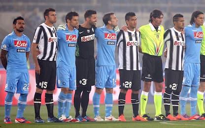 Cosa fanno i 22 dell'ultima finale Napoli-Juve?