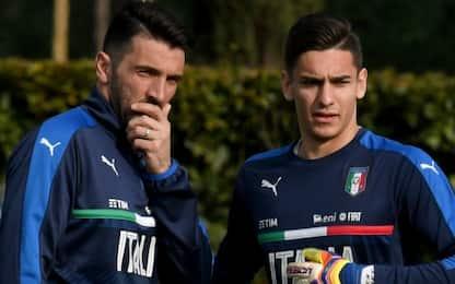 Meret sfida Buffon, il giovane contro il suo mito