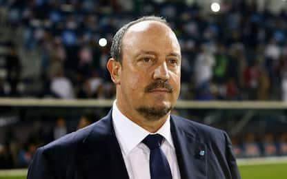 "Benitez: ""Napoli? Battere la Juventus è speciale"""