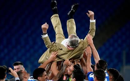 """De Laurentiis: """"Solo noi in grado di battere Juve"""""""