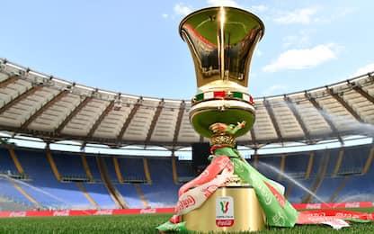 Napoli-Juve, rivivi il prepartita della finale