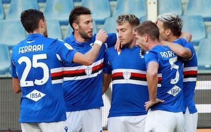 Coppa Italia, Sampdoria e Bologna ai sedicesimi