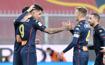 Genoa avanti, ai sedicesimi anche Cagliari e Toro