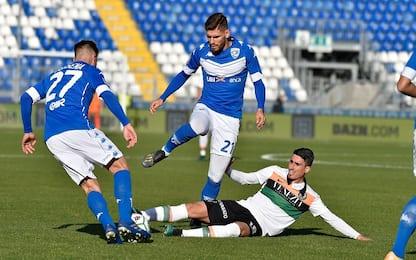 Covid-19, il Brescia rinuncia alla Coppa Italia