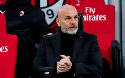 """Pioli: """"Questo Milan ha grande forza mentale"""""""