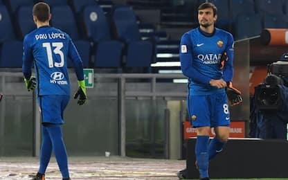 Caos sostituzioni: Roma-Spezia 0-3 a tavolino