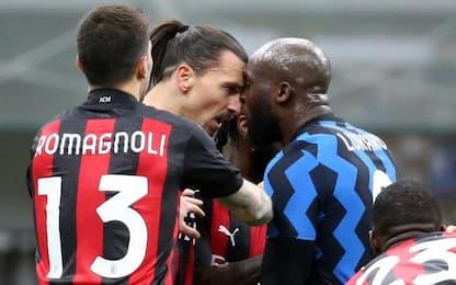 Inter-Milan 0-1 LIVE: quasi rissa Ibra-Lukaku