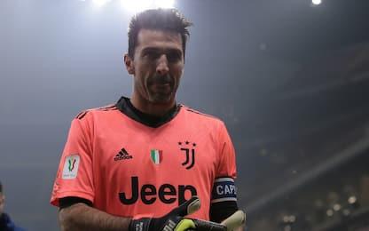 """Buffon: """"Ritiro? Chissà, ma non oltre il 2023"""""""
