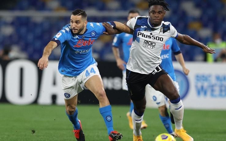 Napoli-Atalanta 0-0, tante occasioni ma nessuna rete: qualificazione in  bilico | Sky Sport