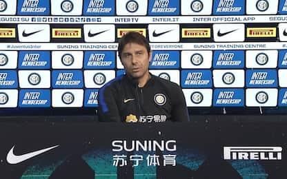 """Conte: """"Basta regali alla Juve, non ne ha bisogno"""""""