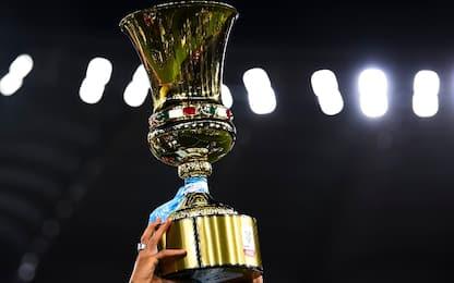 Finale Coppa Italia con il 20% del pubblico