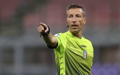 Roma-Napoli a Massa, c'è Mariani per Juve-Inter