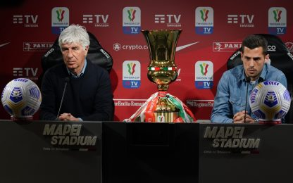 """Gasperini: """"La Coppa Italia sarebbe la ciliegina"""""""