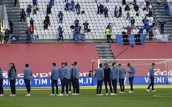 Atalanta vs Juventus - Finale TIMVISION Cup 2020/2021