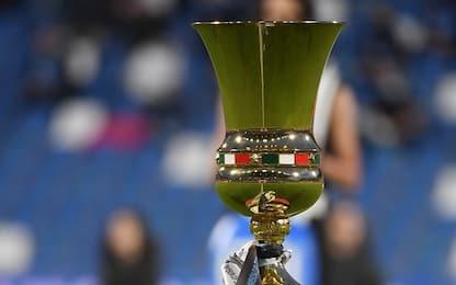 Coppa Italia 2021-24, varato il nuovo format