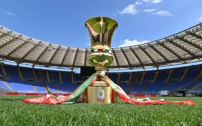 Ecco il tabellone: possibile Inter-Roma ai quarti