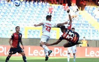 Genoa vs Perugia - Coppa Italia 2021/2022