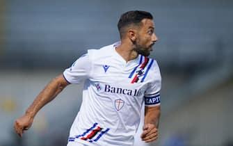 Amichevole estiva stagione 2021Mateo Musacchio  Sampdoria vs Hellas Verona