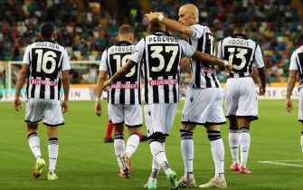 Udinese vs Ascoli - Coppa Italia 2021/2022
