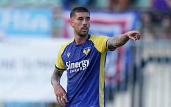 Sampdoria vs Hellas Verona - Amichevoli estive Serie A 2021/2022