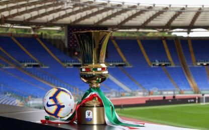 Coppa Italia, il calendario dei sedicesimi