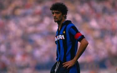 © Delmati/LaPresse02-10-1984 Milano, ItaliaCalcioNella foto: ALESSANDRO ALTOBELLI.