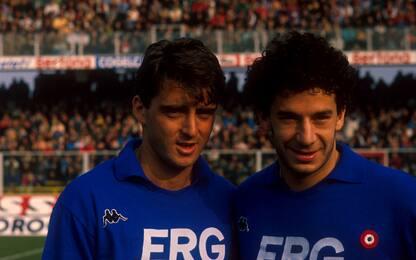 Vialli-Mancini e le altre coppie-gol della storia