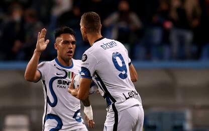 Coppie gol d'Europa, Dzeko-Lautaro secondi