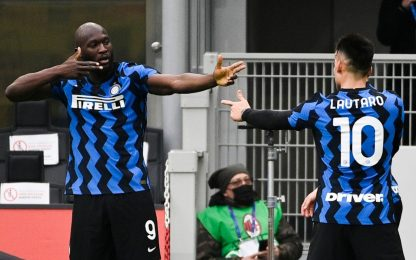 Coppie gol d'Europa, Lukaku-Lautaro secondi