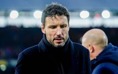 PSV, esonerato Van Bommel