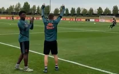 Marin, gol da angolo come Roberto Carlos. VIDEO