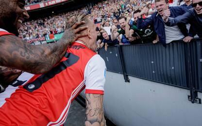 Partorire in Belgio per chiamare figlio Feyenoord
