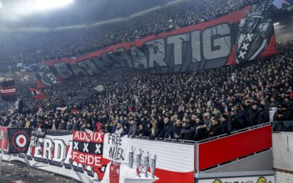 In Olanda tornano i tifosi, ma non possono cantare