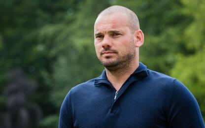 Sneijder ci ripensa: torna in campo coi dilettanti