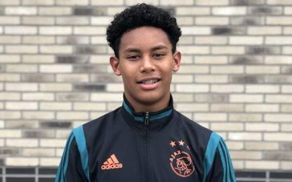 Morto a 16 anni il talento dell'Ajax Noah Gesser