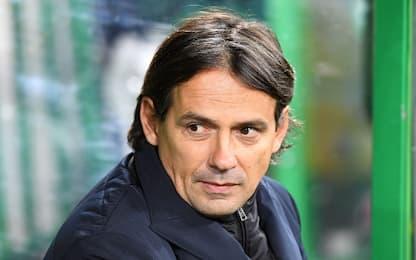 """Inzaghi: """"Ko ingiusto. Ma giocando così passiamo"""""""