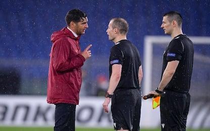 """Fonseca: """"Dura da accettare. Giocatori devastati"""""""