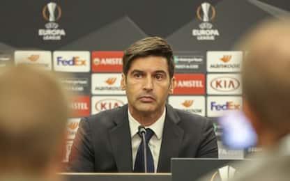 """Fonseca: """"Zaniolo titolare. Pellegrini un'opzione"""""""