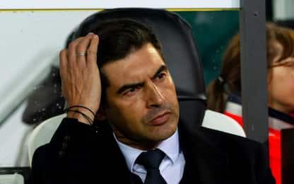 """Fonseca: """"Sconfitta ingiusta, ora bisogna vincere"""""""